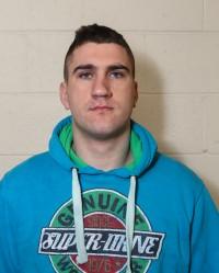 Martin Keenan 91 kg