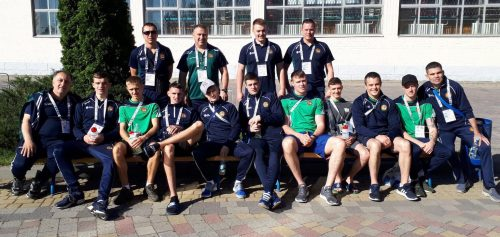 WORLD ELITE CHAMPIONSHIPS TRAINING CAMP - Irish Athletic Boxing