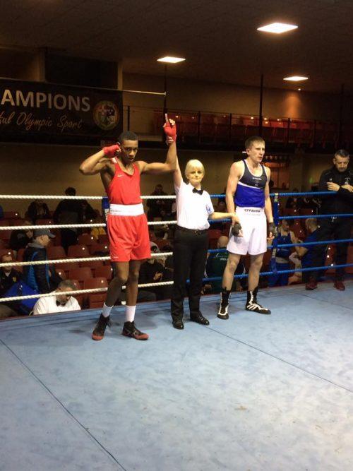 NATIONAL SENIOR C'SHIPS -DAY 2 RESULTS - Irish Athletic Boxing